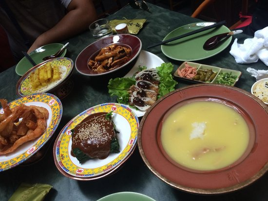 Na Jia Restaurant (Yong'anli): Imperial Chinese dishes