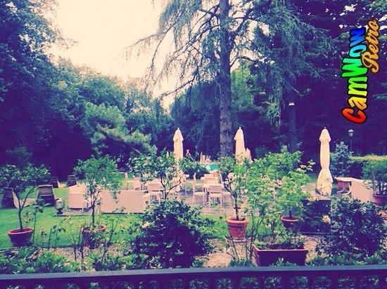 Villa delle Rose: Giardino