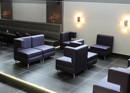 Quality Hotel & Suites Downtown : Lounge