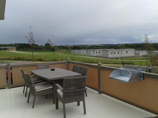 Piran Meadows Resort & Spa: View from Verranda