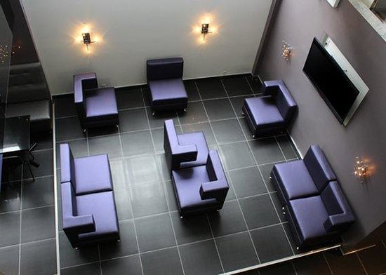 Quality Hotel & Suites Downtown : Over View Lounge