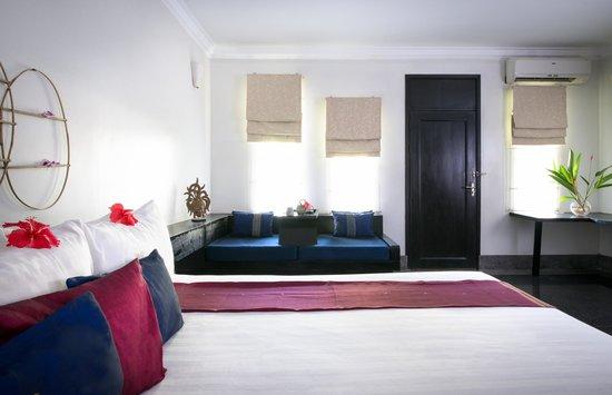 Sojourn Boutique Villas: Villa Room