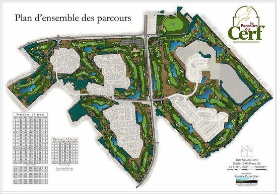 Holiday Inn Montreal Longueuil : Golf Course Parours du Cerf