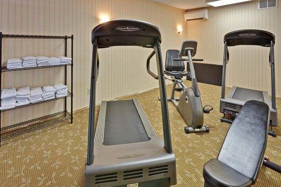 Quality Inn & Suites Mississauga: Fitness Center