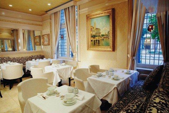 Windsor Arms Hotel : Tea Room