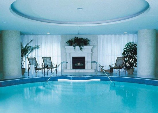 Windsor Arms Hotel : Spa Pool