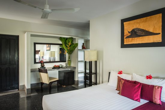Sojourn Boutique Villas: Terrace Room