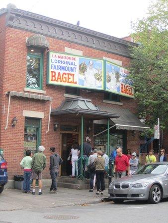 Fairmount Bagel Shop
