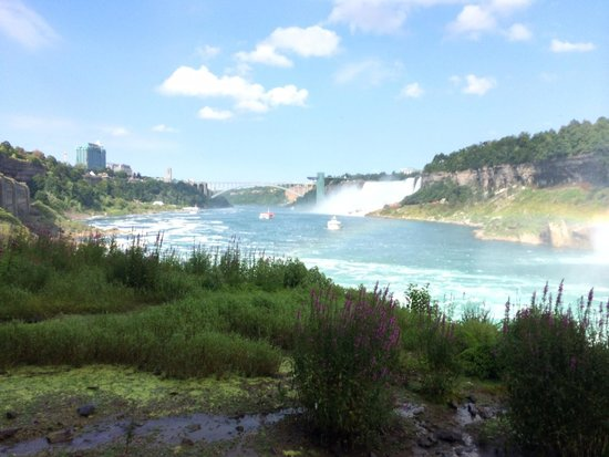 Journey Behind the Falls: Awesome view