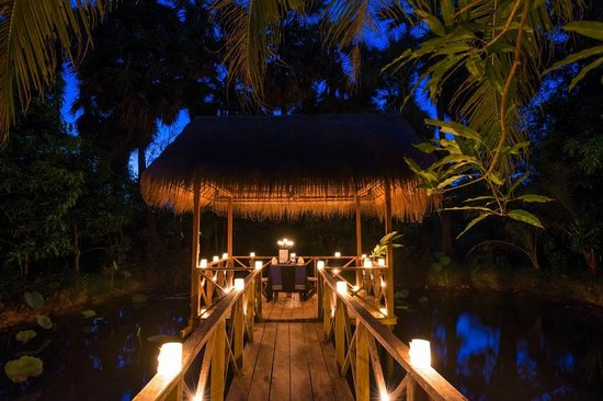 Sojourn Boutique Villas: Destination Dining