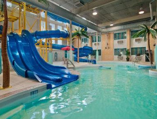 Winnipeg Thriftlodge: Water Park