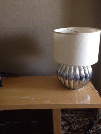 Plaza Hotel & Casino: Dinged up furniture ($39M renovation???)