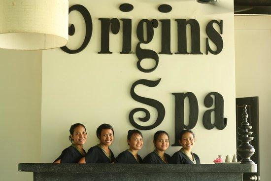 Sojourn Boutique Villas: Origins Spa