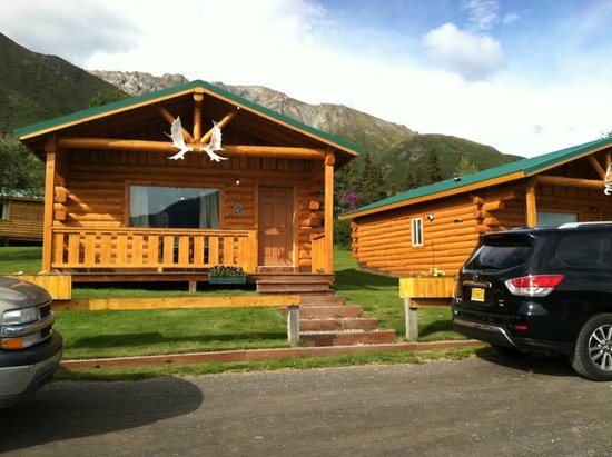 Sheep Mountain Lodge: Premier Cabin #3