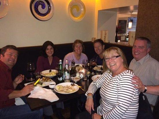 Amarone Glasgow: Great dinner at Amarone !