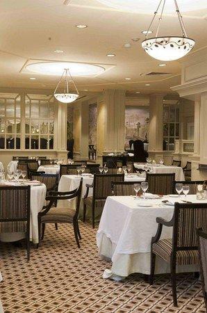 InterContinental Hotel Buenos Aires: Restaurant Mediterraneo