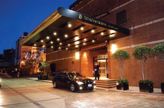 InterContinental Hotel Buenos Aires: Hotel Exterior