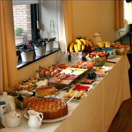 Housingbrussels: Breakfast