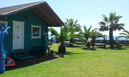 Sajorami  Beach : Bungalow 14