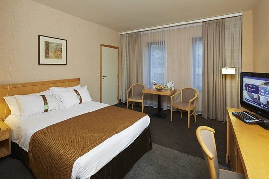 Holiday Inn Hasselt : Double room Wheelchair Acces Non Smoking
