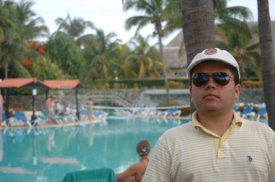 Barcelo Solymar Arenas Blancas Resort: Piscina