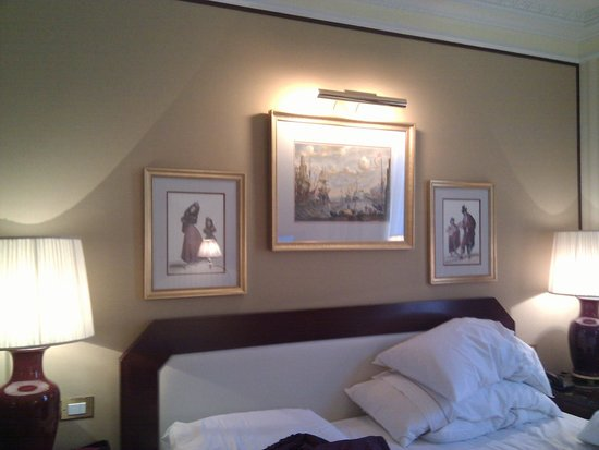 The Westin Palace Madrid: Comfortable Bed