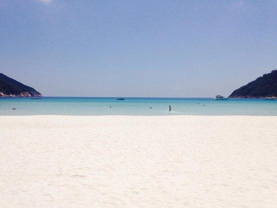 The Taaras Beach & Spa Resort : Beach