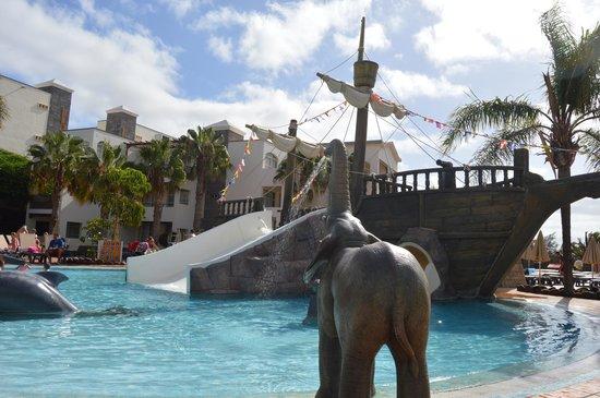 H10 Rubicon Palace: kids pool