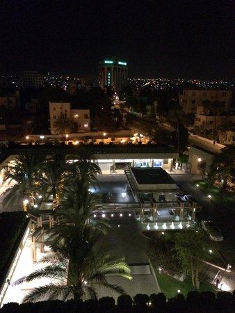 InterContinental Jordan : View of Floor 7