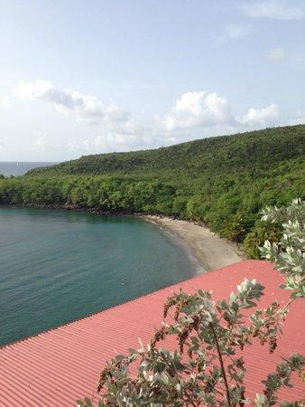 Ti Kaye Resort & Spa: view from lobby
