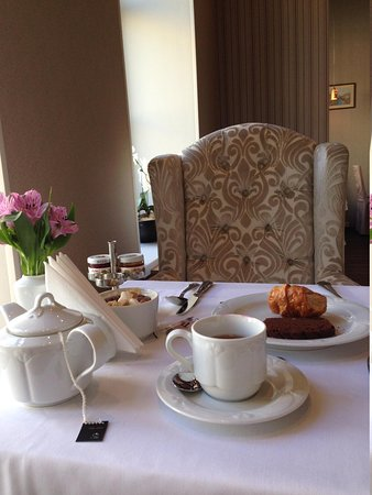 Golden Triangle Hotel : Breakfast