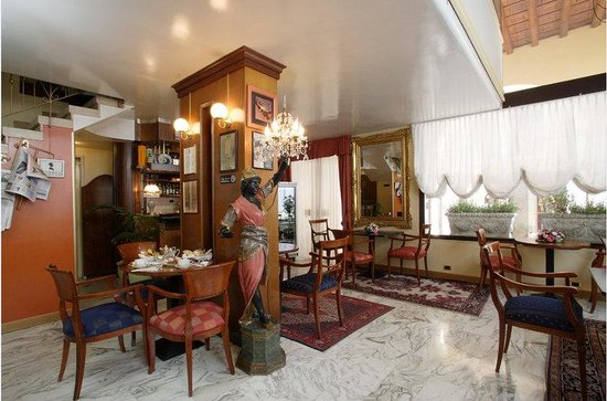 Majestic Hotel Toscanelli : BAR