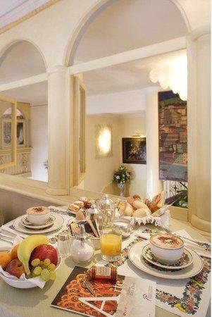 Majestic Hotel Toscanelli : BREAKFAST ROOM