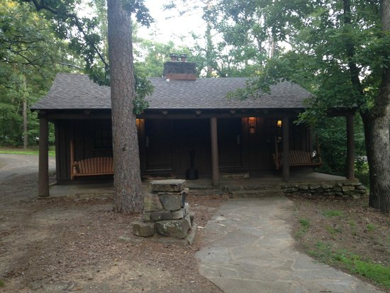 Overnight Cabin Picture Of Petit Jean State Park