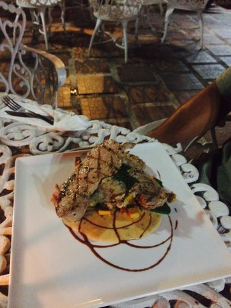 Calizo Restaurant: Best food in PR