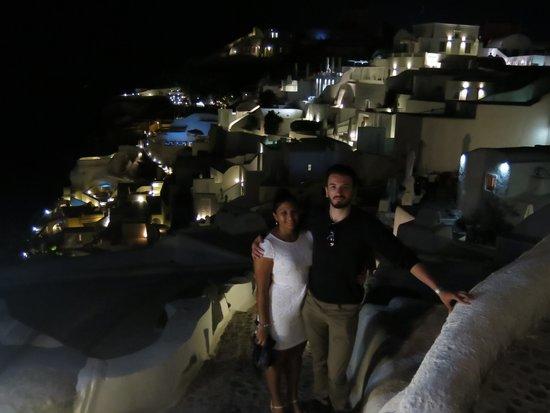 Onar Villas: onar at night