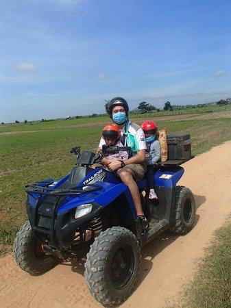 Quad Adventure Cambodia Siem Reap: Quad Adventure Cambodia