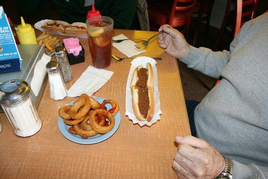 hot dog king newport news