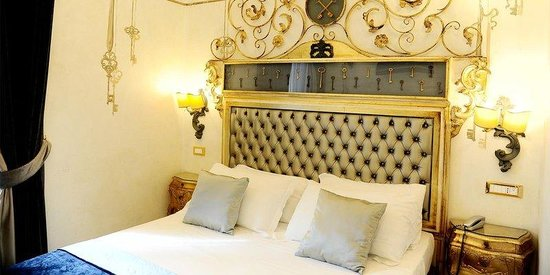 Hotel Romanico Palace : Junior Suite