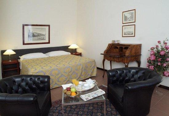 Palazzo Ricasoli Residence: Bedroom