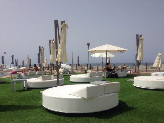 Amadores Beach Club : Beach club