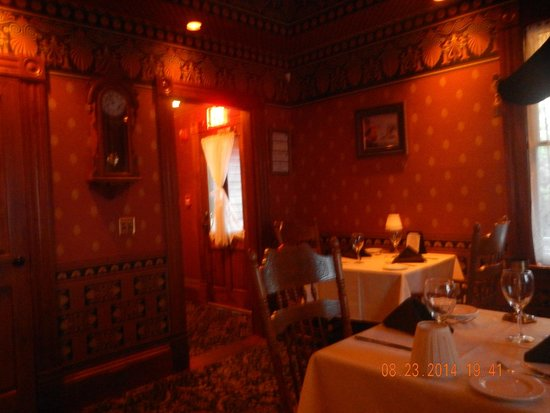 Rose Villa Restaurant Southern Table and Bar: Roosevelt Dining Room