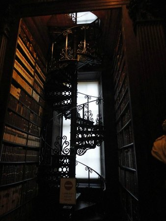 The Book of Kells and the Old Library Exhibition: The Old Library