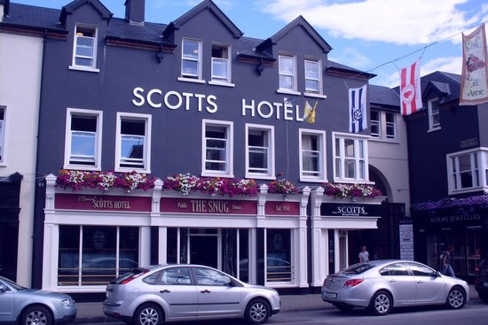 Scotts Hotel: Scott's Hotel