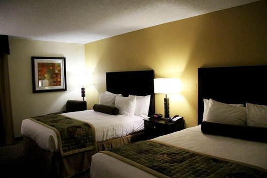 Best Western Plus Goldsboro : Double Bed Room