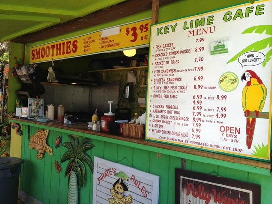 The Key Lime Cafe: CHEAP