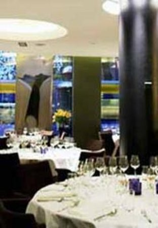 Clarion Collection Hotel Savoy: Restaurant