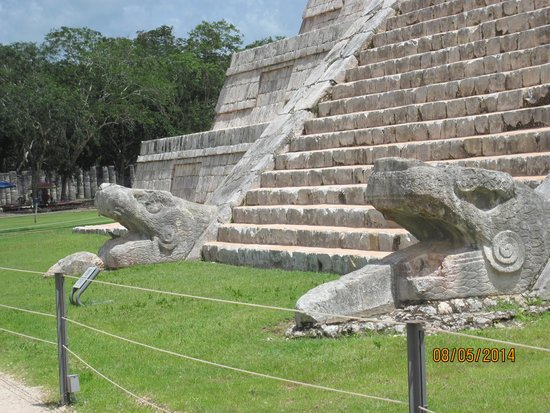 Chichén Itzá : Best Pyramid