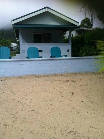 Kia Orana Beach Bungalows: Bungalow