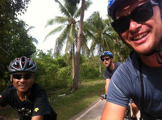 Bugoy Bikers: Bohol with Wilter